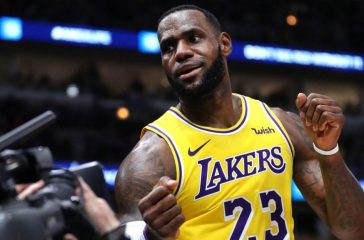 Magic Leaves Lakers, LeBron Is Not Happy